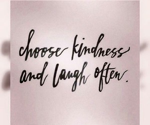 always, smile, and kindness image