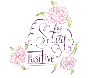 quotes, flowers, and positive image