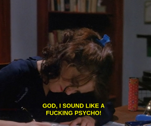 grunge, quotes, and Heathers image