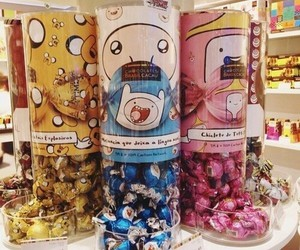 candy, food, and adventure time image