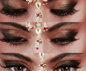 bollywood, eyes, and kajol image