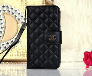 new concept 46ecb c9572 118 images about Chanel iPhone 6 / 6 Plus Wallet Cases on We Heart It