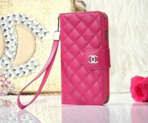 new concept ba7c6 07e0e 118 images about Chanel iPhone 6 / 6 Plus Wallet Cases on We Heart It