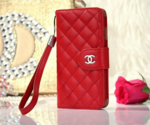 new concept 1cade ff084 118 images about Chanel iPhone 6 / 6 Plus Wallet Cases on We Heart It
