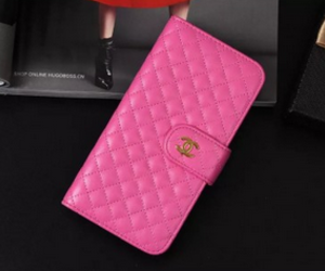 new concept 215f5 3a3c4 118 images about Chanel iPhone 6 / 6 Plus Wallet Cases on We Heart It