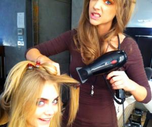 barbara, girls, and hair image