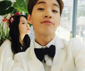 we got married image