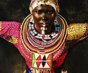 africa and beads image