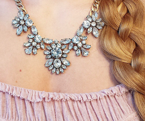 accessoires, fashion, and flowers image