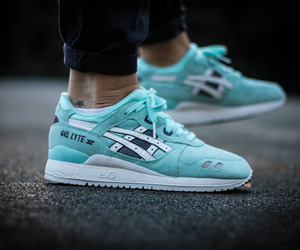 asics, running, and sneakers image