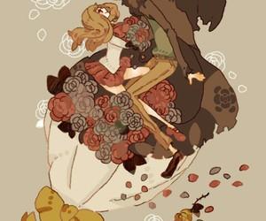rose, ib, and garry image