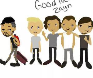 one direction, zayn malik, and 1d image