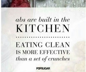 fitness, abs, and healthy image