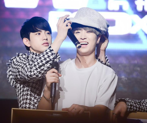 junior, youngjae, and got7 image