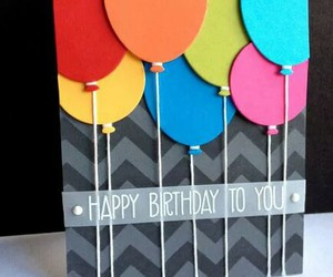 birthday, perfect, and cards image