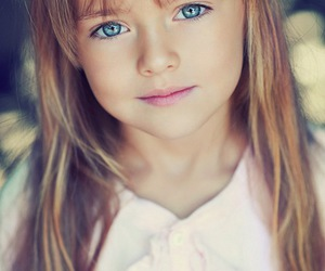 kristina pimenova and child image
