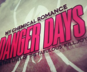 cd, cover, and my chemical romance image