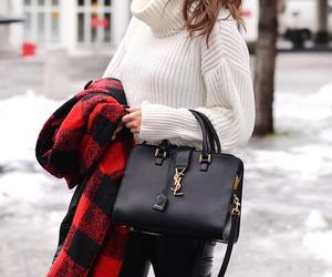 bag, beautiful, and love image