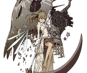 soul eater, anime, and maka image