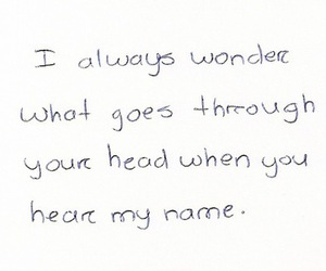 love, quotes, and name image