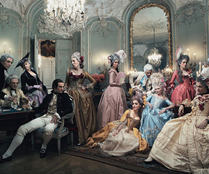 18th century, Annie Leibovitz, and people image