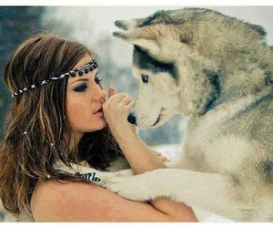 forever, lady, and wolves image