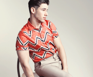 nick jonas, Hot, and cute image