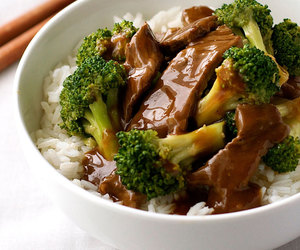beef, broccoli, and chinese image