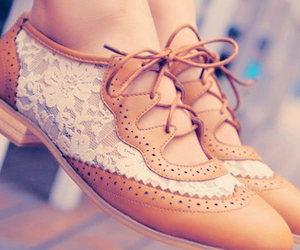 pretty, beautiful, and shoes image