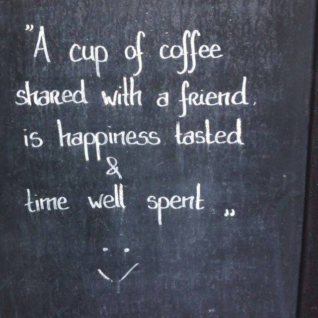 cup of coffee via facebook on we heart it