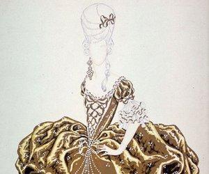 1927, costume, and fashion image
