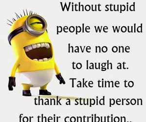 minions, funny, and laugh image