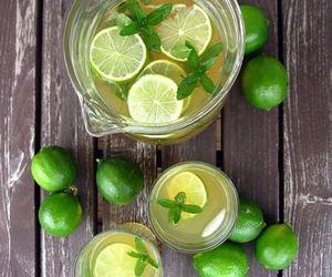 lemonade and lime image
