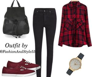 get the look, outfit idea, and polyvore outfits image