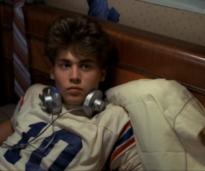 johnny depp, 80s, and johnny image
