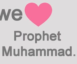 islam, muhammad, and muslim image