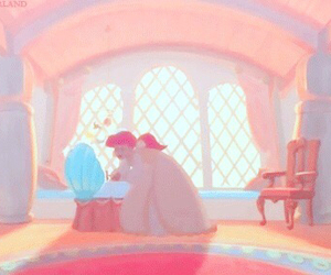 disney, ariel, and melody image