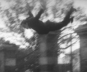1960, Leap into the Void, and harry shunk-john kender image