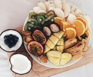 fat, food, and FRUiTS image