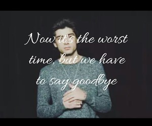 goodbye, summer love, and 1d image
