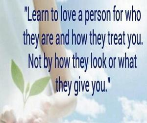 learn, to love, and a person image