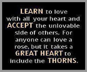 accept, learn, and thorns image