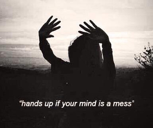 mind, quote, and grunge image