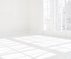 white, room, and aesthetic image