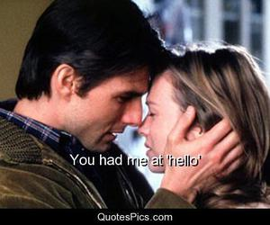 life, quote, and jerry maguire image