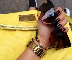 fashion, girly, and sunglasses image