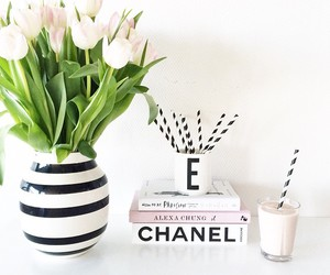 chanel, flowers, and how to be parisian image