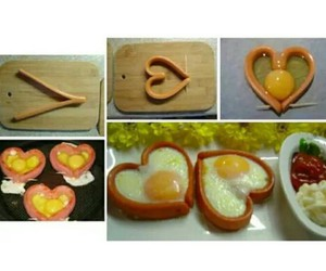 diy, love, and food image