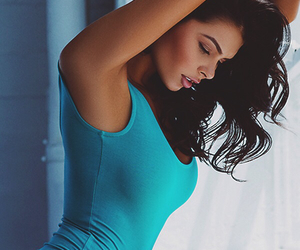 fashion, beautiful, and model image