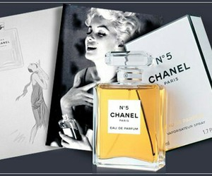 5, marylin monroe, and chanel image